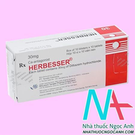 thuốc herbesser 30mg