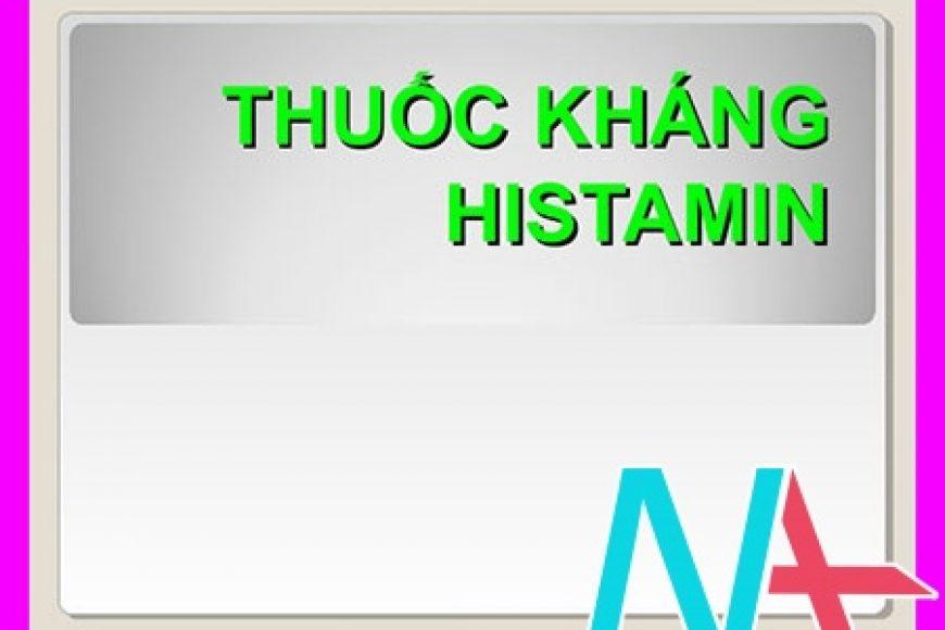 Ngộ độc thuốc kháng Histamin