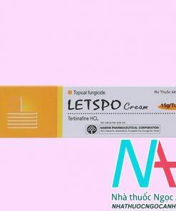 Thuốc Letspo Cream 15g