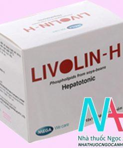 Thuốc Livolin - H