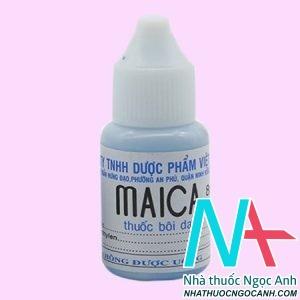 Thuốc Maica có tác dụng gì