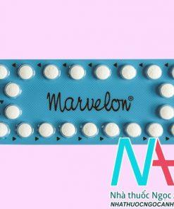 Thuốc Marvelon có tác dụng gì