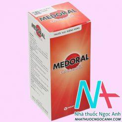 Thuốc Medoral có tác dụng gì