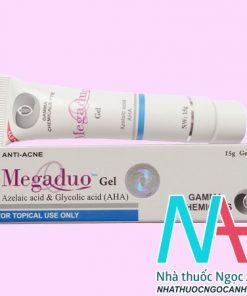 Thuốc Megaduo Gel