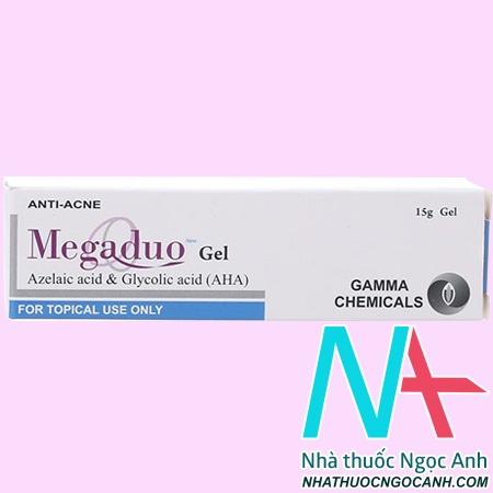 Thuốc Megaduo Gel có tác dụng gì