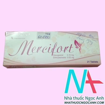 Thuốc Mercifort