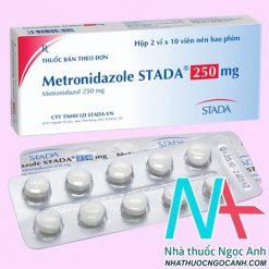Thuốc Metronidazole Stada giá bao nhiêu