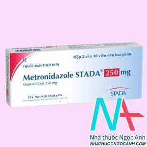 Thuốc Metronidazole Stada