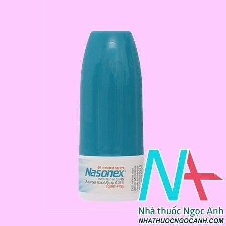 Nasonex 0.05% mua ở đâu