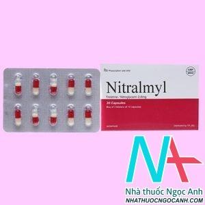 thuốc Nitralmyl 2.6mg