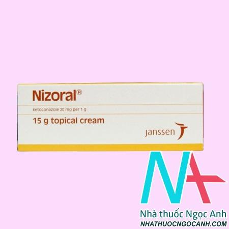 thuốc Nizoral 2% có tác dụng gì