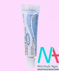 Thuốc Nizoral Cool cream có tác dụng gì