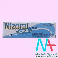Hộp thuốc Nizoral cool cream