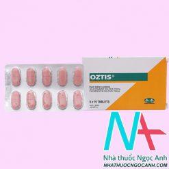 Thuốc Oztis có tác dụng gì