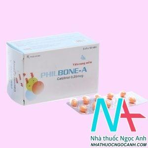 Thuốc Philbone - A có tác dụng gì