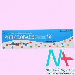 Thuốc Philclobate có tác dụng gì
