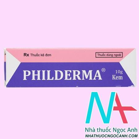 Thuốc Philderma