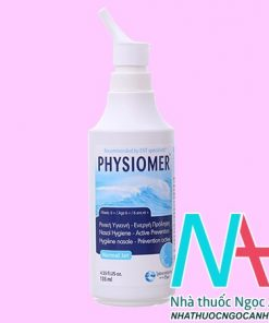 thuốc Physiomer (Jet Normal) 135ml