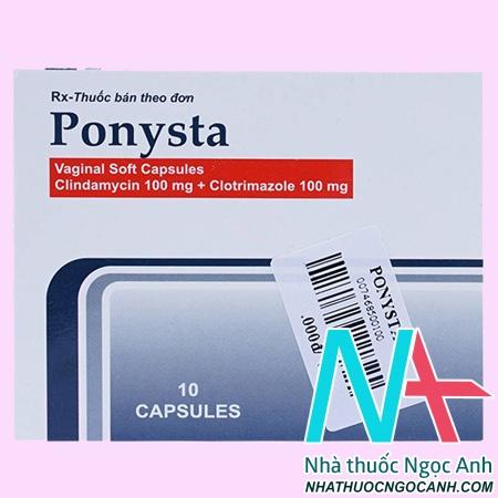Thuốc Ponysta