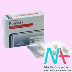Thuốc Ponysta có tác dụng gì