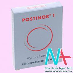 Thuốc Postinor 1 giá bao nhiêu