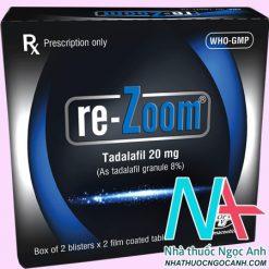 Thuốc ze-Zoom có tác dụng gì