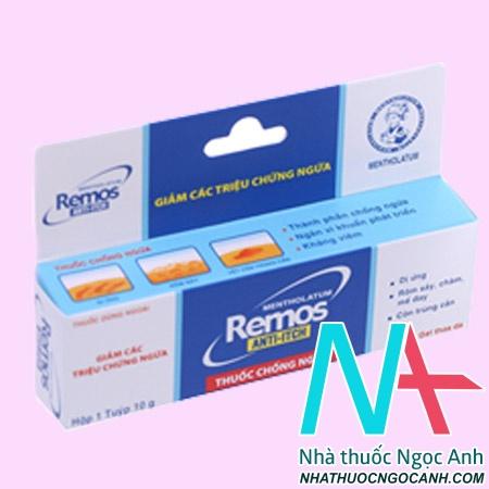 Thuốc Remos Anti-Itch