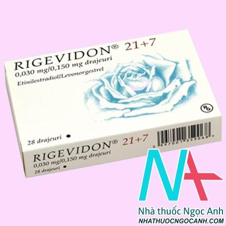 Thuốc Rigevidon 21+7