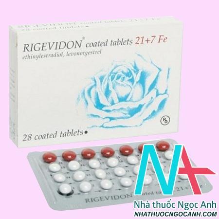 Thuốc Rigevidon 21+7 có tác dụng gì
