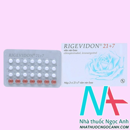 Thuốc Rigevidon 21+7 là thuốc gì