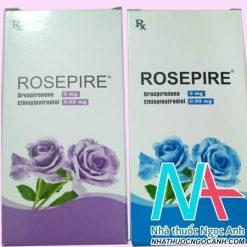 Thuốc Rosepire giá bao nhiêu