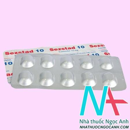 ThuốcSezstad 10 có tác dụng gì