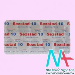ThuốcSezstad 10 giá bao nhiêu
