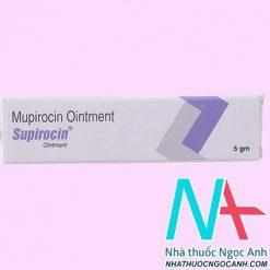 Thuốc Supirocin