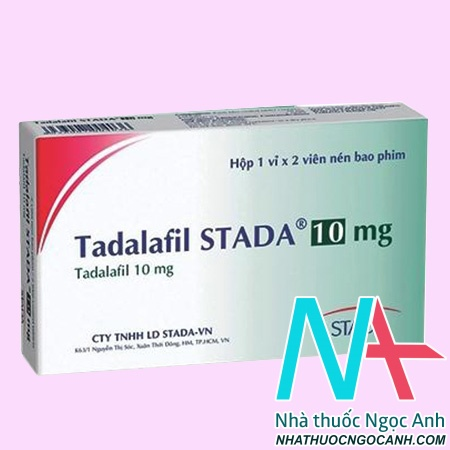 Thuốc Tadalafil Stada
