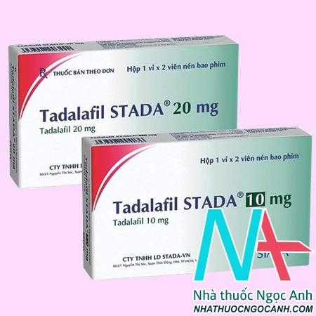Thuốc Tadalafil Stada giá bao nhiêu
