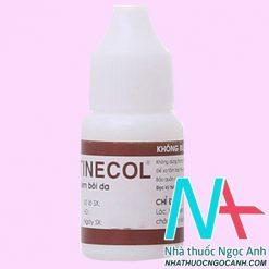 Thuốc Tinecol có tác dụng gì