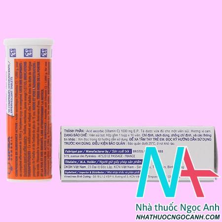 thuốc UPSA - C 1g