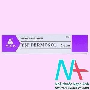 Thuốc Ysp Dermosol Cream