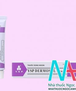 Thuốc Ysp Dermosol Cream có tác dụng gì