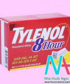 Thuốc Tylenol 8 hour