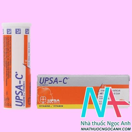 Thuốc UPSA – C 1g