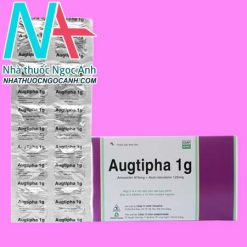 Vỉ thuốc Augtipha 1g