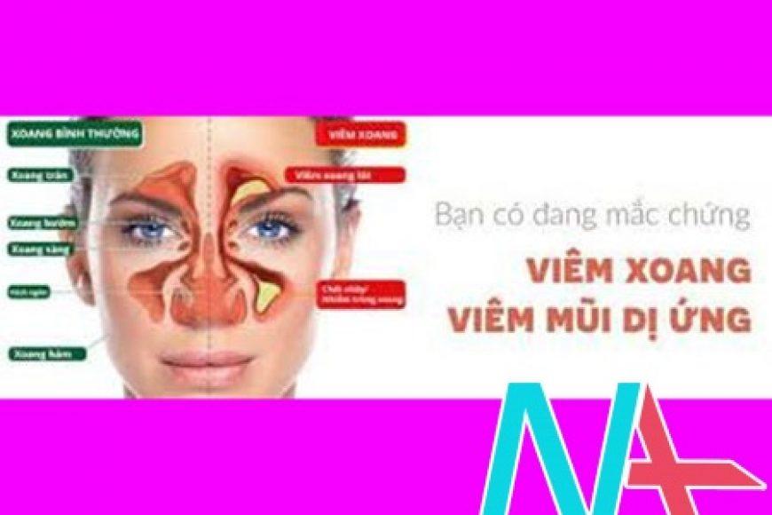 Viêm mũi xoang: Điều trị đúng thuốc theo từng thể bệnh