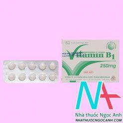 Vitamin B1 Mekophar 250mg
