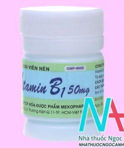 ThuốcVitamin B1 50mg