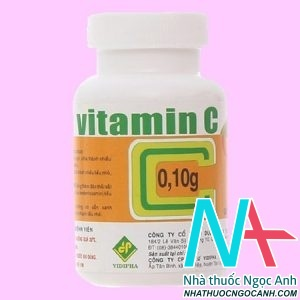 Vitamin C 0.1g
