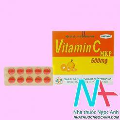 Vitamin C MKP 500mg