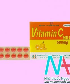 Vitamin C MKP 500mg