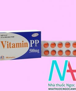 Vitamin PP Mekophar 500mg